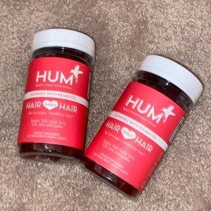 HUM Nutrition Hair Gummies